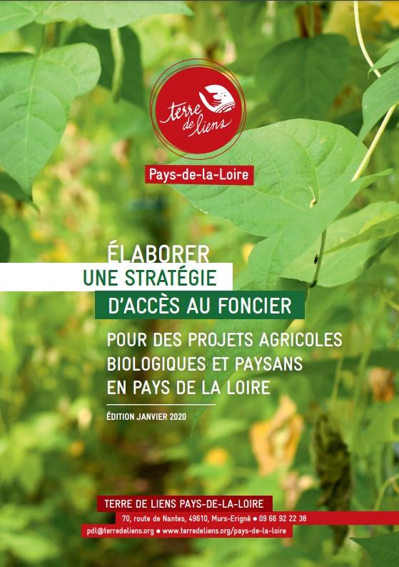 Guide stratégie d'accès au foncier agricole
